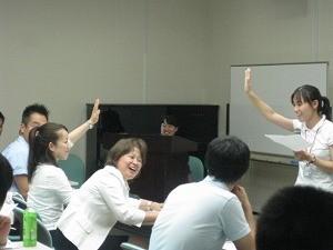 参加者を巻き込んて_荒らす-子役付き模擬授業